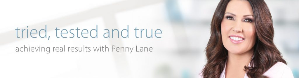 Banner image with Penny Lane.